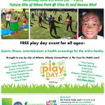 Mims Park Play Day 6/25   Noon to 4